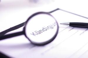 Form Frist Und Zugang Der Kündigungserklärung Des Mieters Law Blog