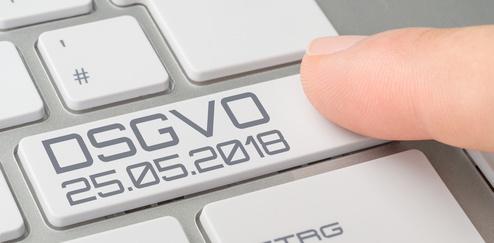 Dsgvo Muster Datenschutzerklärung 2018 Law Blog
