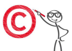 urhebervermerk copyright-vermerk unterschied