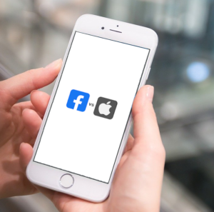 Streit Apple vs. Facebook